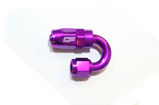 Female hose fittings color automotive